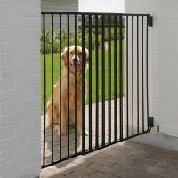Savic Outdoor Dog Barrier - 95 x 84 -154 cm (L x W)