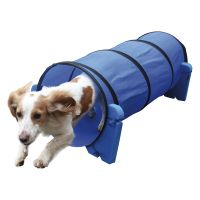 Rosewood Small Dog Agility Tunnel - 100 x 40 x 40 cm (L x W x H)
