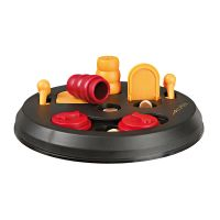 Trixie Dog Activity Flip Board Toy - Diameter 23 x H 8 cm