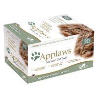 Applaws Cat Pot Probierpack 8 x 60 g - Hühnchenauswahl Preisvergleich