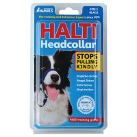 Halti Head Collar - Black - Size 4