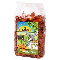 JR Farm Carrot Chips - 125g
