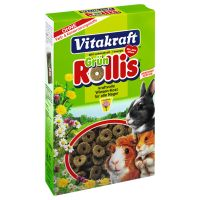 Vitakraft Green Rollis - Saver Pack: 2 x 500g