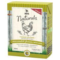 Bozita Naturals Chunks in Jelly Saver Pack 16 x 370g - Chicken & Rice
