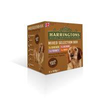 Harringtons Complete Wet Dog Food - Buy One Get One Half Price!* - Salmon & Potato 2x (8 x 400g)