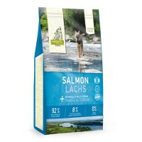 Isegrim Junior River Salmon with Berries & Wild Herbs - Economy Pack: 2 x 12kg