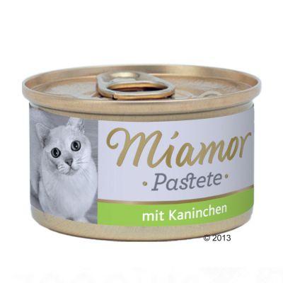 Miamor Paté 12 x 85 g – Lax