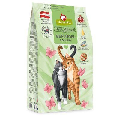 GranataPet DeliCatessen Adult Poultry - säästöpakkaus: 2 x 9 kg
