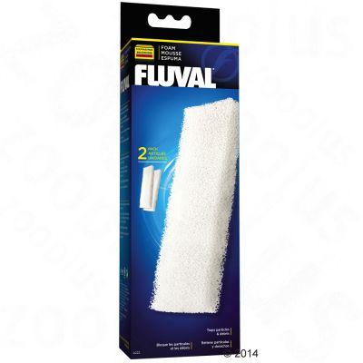 Fluval Foam Filter Cartridges – 2 st för 204/304