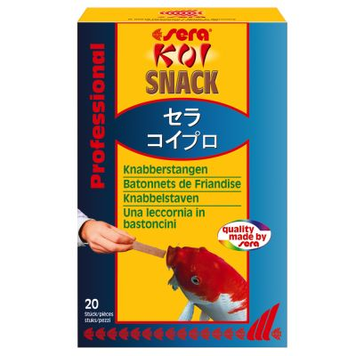 Sera Koi snack – 20 st