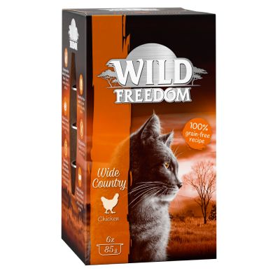 """Wild Freedom Adult Schale """"Wide Country"""" - Huhn pur"""