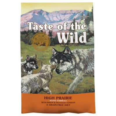 Taste of the Wild High Prairie Puppy - 2 kg