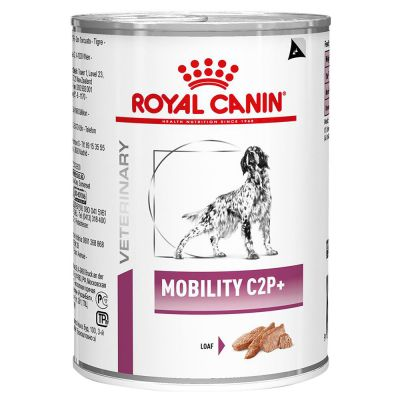 Royal Canin Veterinary Diet Canine Mobility C2P+ - 12 x 400 g