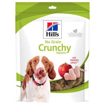 Hill's No Grain Crunchy Snacks Chicken & Apple - 12 x 227 g