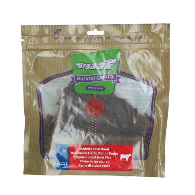 Braaaf láminas de vacuno para perros - 240 g