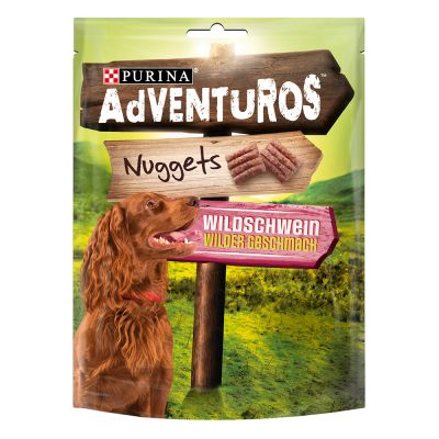 Image of 3 + 1 gratis! 4 x 300 g AdVENTuROS Nuggets - 4 x 300 g