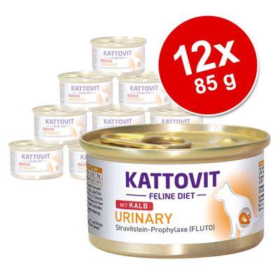 Kattovit Urinary 12 x 85 g - tonnikala