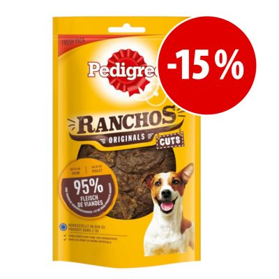 Pedigree snacks para perros ¡con gran descuento! - Schmackos - Pollo (20 uds.)