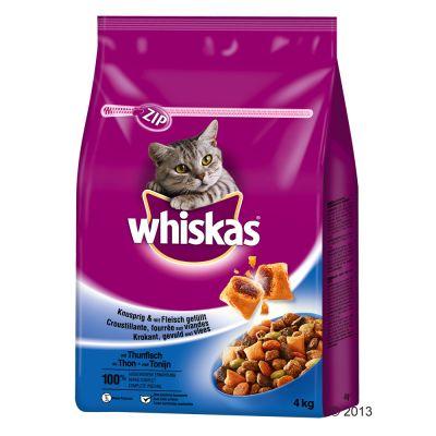 Whiskas Adult Tonfisk – 4 kg