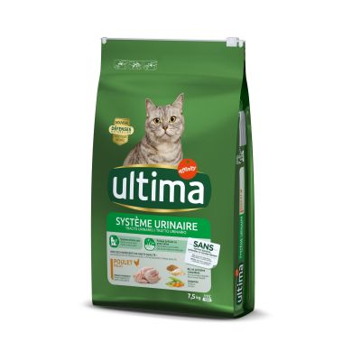 Ultima Cat Urinary Tract - säästöpakkaus: 2 x 7,5 kg