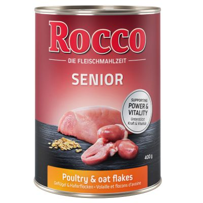 Multipack Rocco Senior 24 x 400 g