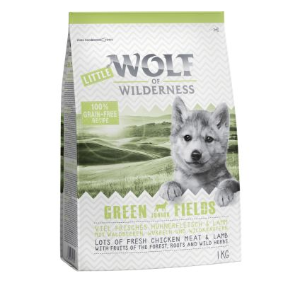 Wolf of Wilderness Junior - Probeerpakket