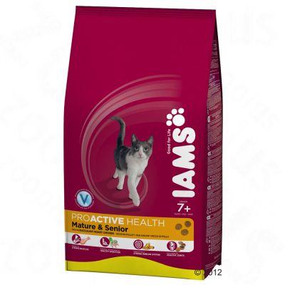 iams-cat-proactive-health-senior-mature-rijk-aan-kip-10-kg