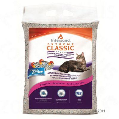 Extreme Classic - Extreme Classic Kattenbakvulling met Babypoedergeur - 15 kg