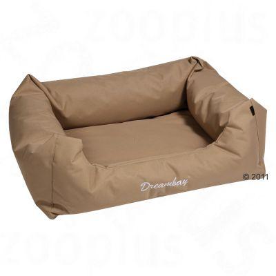 Hundsäng Dreambay – sand – B 80 x D 65 x H 25 cm