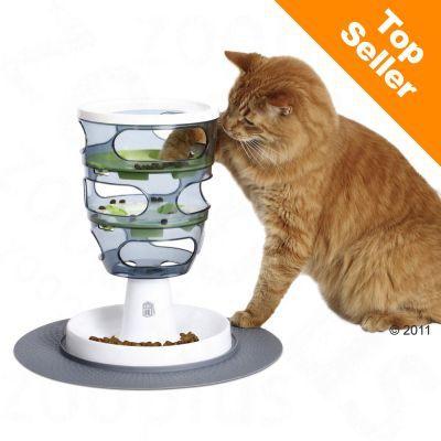 Image of Gioco per gatti Hagen Catit Design Senses Labyrinth - 400 g Purizon Pollo & Pesce