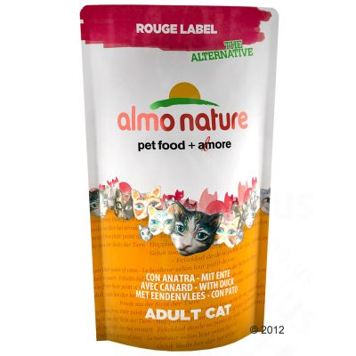 Almo Nature Adult Anka – 750 g
