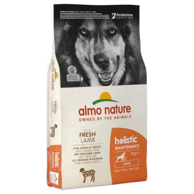 Almo Nature Holistic Adult Large con cordero y arroz - 2 x 12 kg - Pack Ahorro