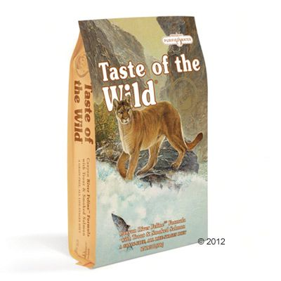 Taste of the Wild - 2 kg Taste of the Wild - Canyon River Feline Kattenvoer