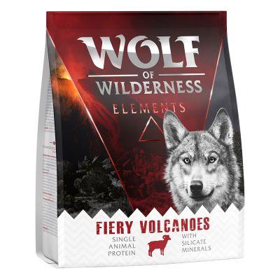 """Wolf of Wilderness """"Fiery Volcanoes"""" - Lamm Probierpaket"""