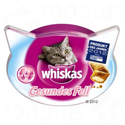 Whiskas Healthy Fur – 50 g