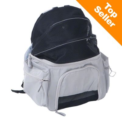 Sightseeing ryggsäck/transportväska – Storlek XS: L 32 x B 21 x H 46 cm