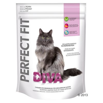 Perfect Fit Diva, kurczak - 750 g