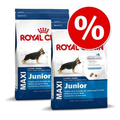Ekonomipack: 2 eller 3 påsar Royal Canin Size till lågt pris – X-Small Adult 8+ (2 x 3 kg)