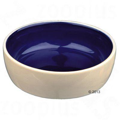 Trixie tvåfärgad keramikskål – 300 ml