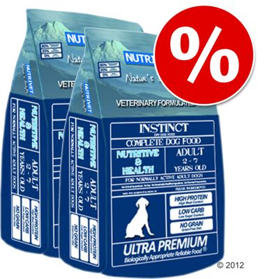 okonomipakke-2-x-12-kg-valgfrit-nutrivet-instinct-2-x-12-kg-nutritive-health