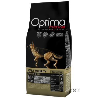Optimanova Adult Mobility Chicken & Rice - 12 kg