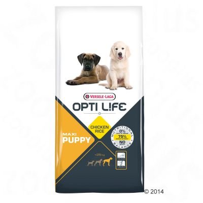 Opti Life Puppy Maxi - 12,5 kg