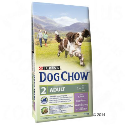 dog-chow-adult-lam-rijst-hondenvoer-14-kg