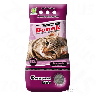 Super Benek Compact Lawenda - 10 l