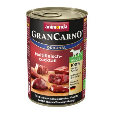 Multipack Animonda GranCarno Original 24 x 400 g
