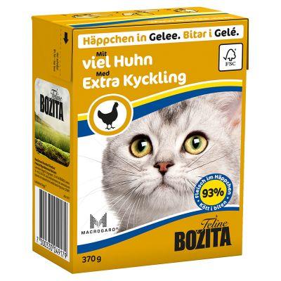 Bozita Häppchen in Gelee 6 x 370 g