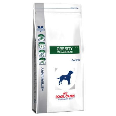Royal Canin Obesity Management - Veterinary Diet - säästöpakkaus: 2 x 14 kg