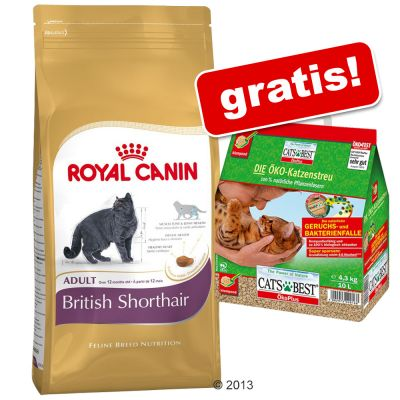 10 kg Royal Canin + 10 l Cats