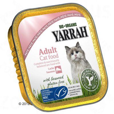 yarrah-bio-wellness-pate-kattenvoer-6-x-100-g-rund-met-cichorei
