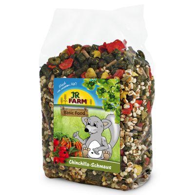 JR Farm Chinchillas Feast – 3 x 1,2 kg